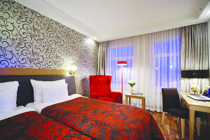St  Petersburg & Moscow accommodation and hotels - MIR