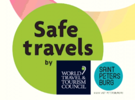 "MIR TRAVEL COMPANY SE UNE A ""SAFE TRAVELS"""