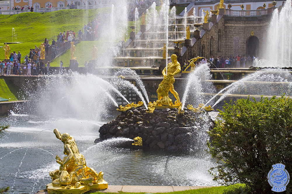 Peterhof (Grand Palace & Low Park)