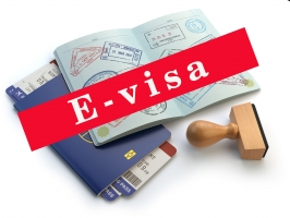 E-VISAS TO RUSSIA TEMPORARILY SUSPENDED